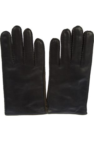 Merola MEN'S U06BISBLUMORO LEATHER GLOVES