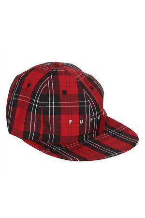 FUTUR Men Hats - MEN'S LOGOCAPTARTANMULTICOLOR MULTICOLOR COTTON HAT