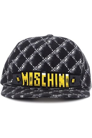 Moschino MEN'S A927982531555 COTTON HAT