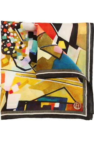 Ella Impressions DREAMS - SILK POCKET SQUARE