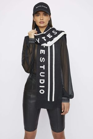 """Whyte Studio THE """"ALTITUDE"""" WOOL SCARF"""