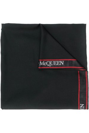 Alexander McQueen MEN'S 5959504807Q1074 WOOL SCARF