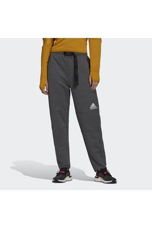 adidas Women Trousers - Z.N.E. COLD.RDY Athletics Tracksuit Bottoms