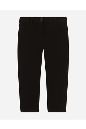 Dolce & Gabbana Trousers and Skirts - STRETCH CADY PANTS female 2