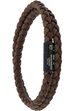 Tateossian Woven wrap bracelet