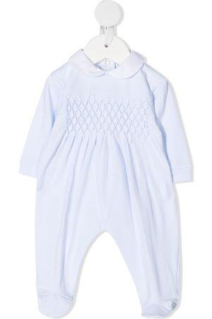 SIOLA Pyjamas - Diamond knit pattern pyjamas