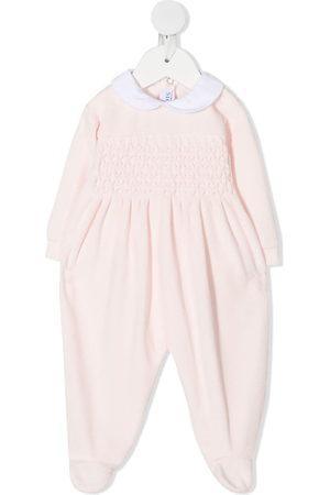 SIOLA Pyjamas - Diamond-knit pattern pyjamas