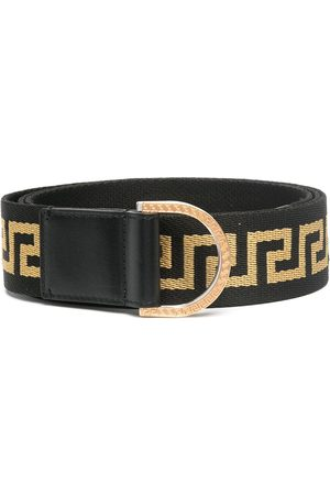 VERSACE Greca-pattern belt