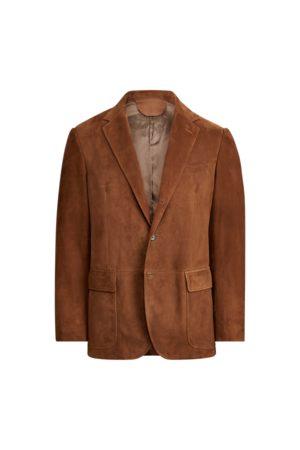 Polo Ralph Lauren Polo Suede Suit Jacket