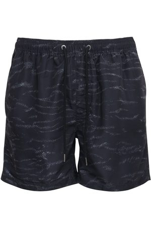 KSUBI Whip Tiger Printed Boardshorts