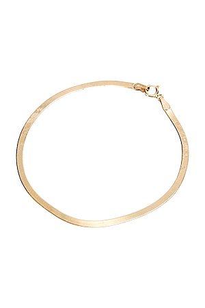LOREN STEWART Herringbone Bracelet in