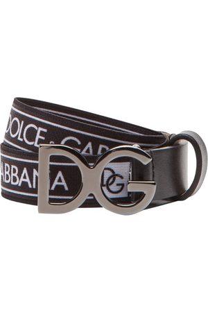 Dolce & Gabbana Kids DGLOGO Belt