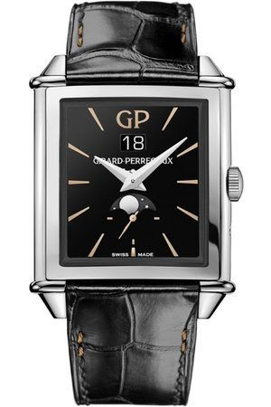 Girard Perregaux Men Watches - Stainless Steel Vintage 1945 Infinity Edition Watch 36.1mm
