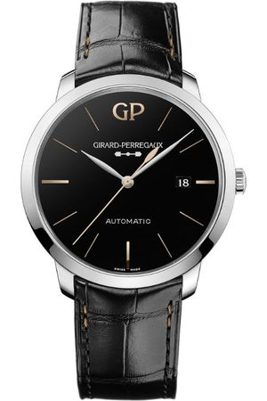 Girard Perregaux Men Watches - Stainless Steel and Onyx 1966 Infinity Edition Watch 40mm