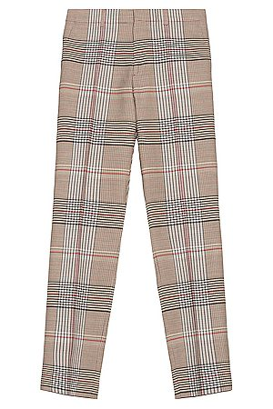 Burberry Wool Check Trouser in