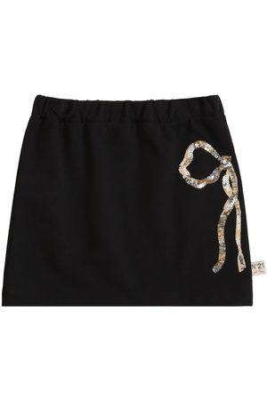 Nº21 Cotton Sweat Skirt