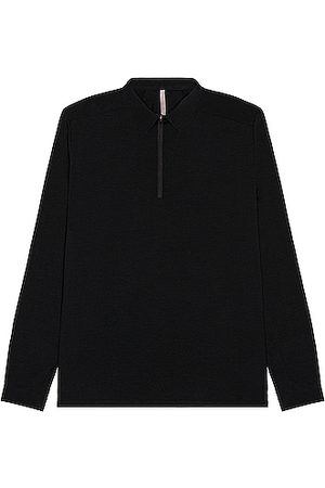 Veilance Frame LS Polo in