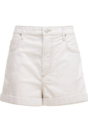 Isabel Marant Lilesibb Denim Shorts