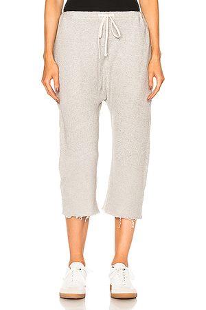 R13 Field Sweatpants in Heather Gray