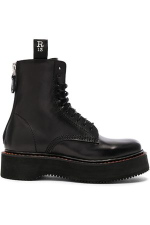 R13 Leather Boots in