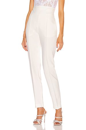 ALEXANDRE VAUTHIER Compact Pant in Off
