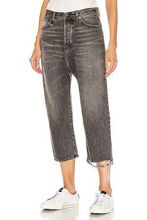 R13 Tailored Drop Jean in Leyton