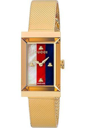 Gucci Mesh Bracelet Watch in