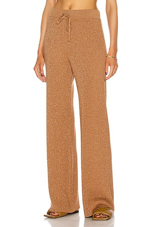 A.L.C. Quentin Pant in Toffee & Rose