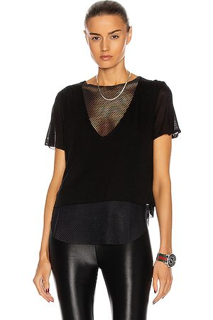 Koral Double Layer Tee in