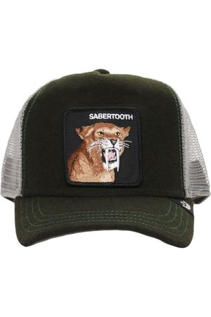 Goorin Bros. Sabretooth Trucker Hat W/patch