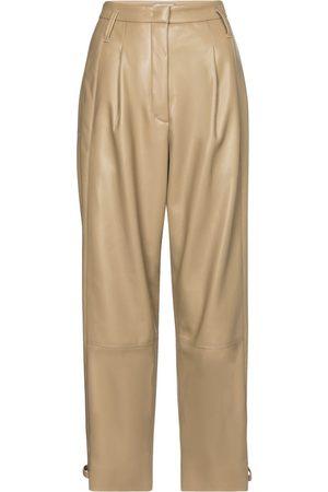 Dorothee Schumacher Sleek Performance faux leather pants