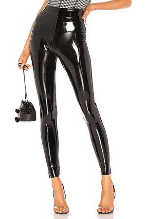 Commando Perfect Control Patent Leather Legging in . Size S, M, XS.