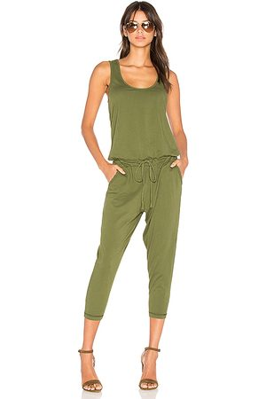 Bobi Supreme Jersey Sleeveless Jumpsuit in . Size M, S.