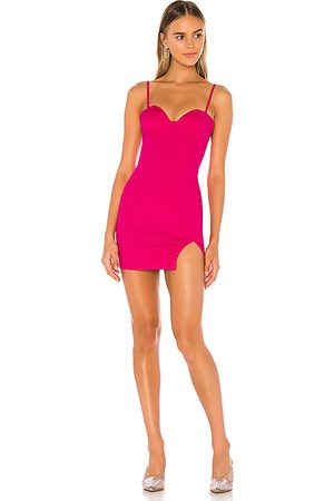 superdown Oliviah Bustier Mini Dress in . Size XXS, XS, S, M, XL.