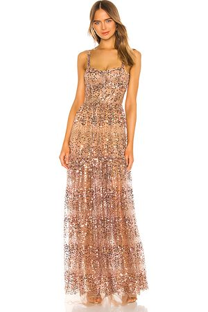 Bronx and Banco Runway Midnight Gown in . Size S, M.