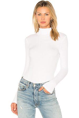 N:philanthropy Brooke Turtleneck Bodysuit in . Size M, S, XS.
