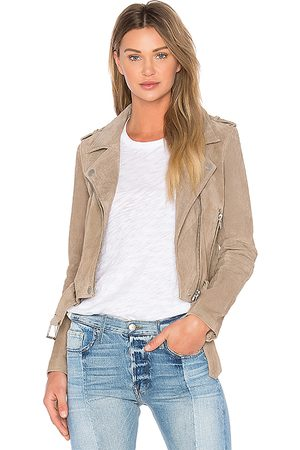 BLANK NYC Suede Moto Jacket in . Size M, S, XS.