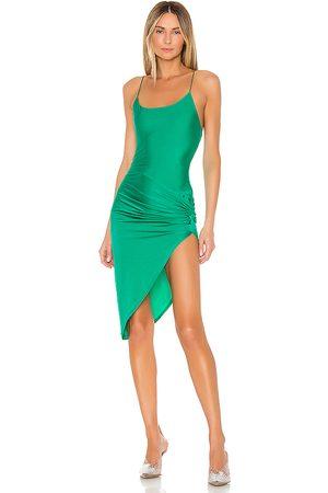 superdown Eva Twisted Slit Dress in . Size XXS, XS, S, M.