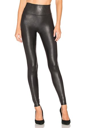 Spanx Faux Leather Leggings in . Size S, XS.