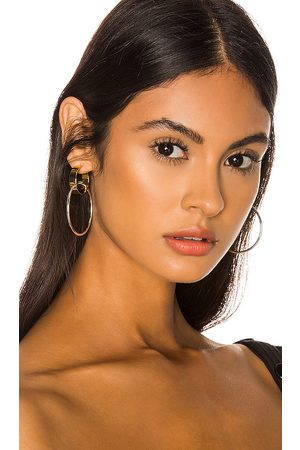Jenny Women Earrings - Imogen Hoop Earrings in .