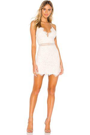 superdown Remi Lace Mini Dress in . Size XXS.