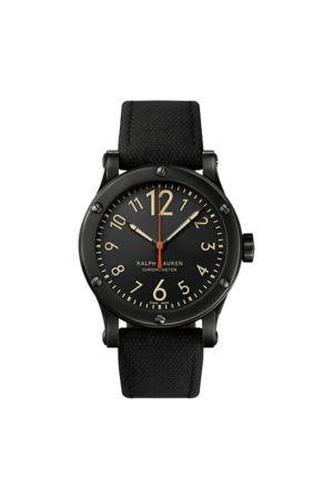 Ralph Lauren 39 MM Chronometer Steel