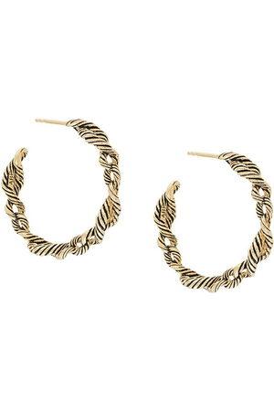Aurélie Bidermann Lola hoop earrings