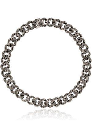 Shay Men Bracelets - 18K gold diamond-accents chain bracelet