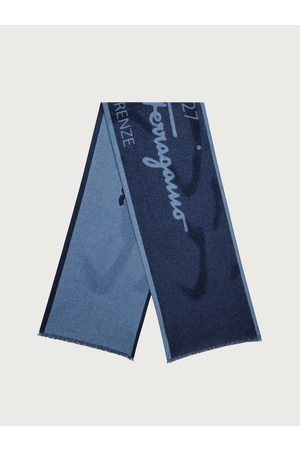 Salvatore Ferragamo Men Scarves - Men 1927 scarf