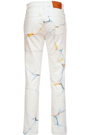 Stella McCartney Eco Denim Skinny Boyfriend Jeans