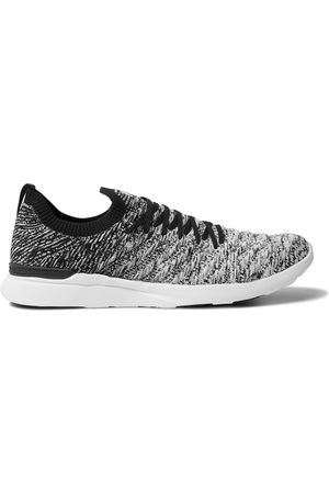 APL Athletic Propulsion Labs Men Shoes - Wave TechLoom Running Sneakers