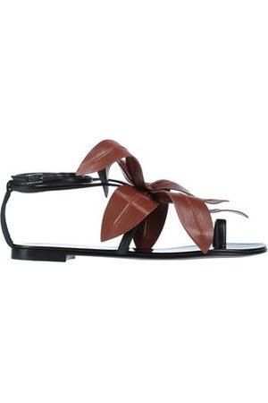 Giuseppe Zanotti FOOTWEAR - Toe post sandals