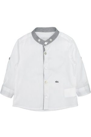 GREY DANIELE ALESSANDRINI SHIRTS - Shirts