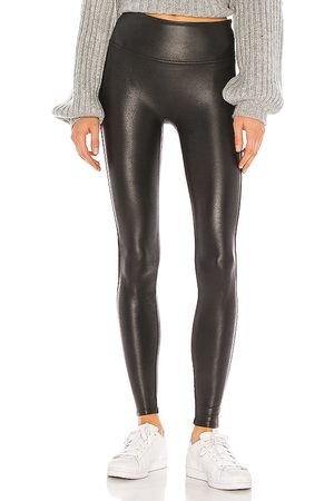 Spanx Petite Faux Leather Legging in . Size M, S, XS.